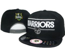 Wholesale retail NRL Cap Hat Baseball snapback hats for man With Logo Tags Football Helmet Outdoor Sports Hat NRL Ladder Mix Order