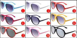2017 Brand New Designer Sunglasses for Men and Women quality Driving Sunglasses Eyewear Sun Glass Cycling Eye glasses 9colors