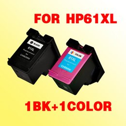 Wholesale 61XL ink cartridge compatible for for HP DeskJet