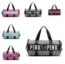 Wholesale Sacs à main sac de voyage rose sac secret sac à provisions sac à provisions Waterproof Victoria Casual Beach