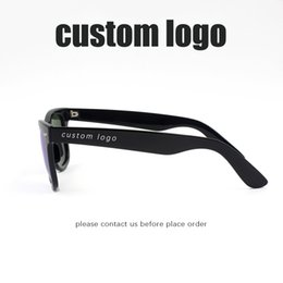 Wholesale Custom logo Sunglasses Men Women brand designer Sun glasses Famous eyewear