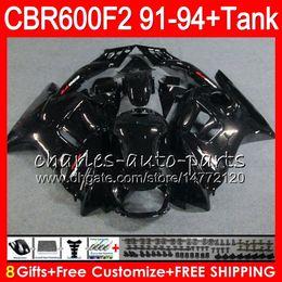 8 Gifts 23 Colors For HONDA CBR600F2 91 92 93 94 CBR600RR FS 1HM43 CBR 600F2 600 F2 CBR600 F2 1991 1992 1993 1994 Fairing