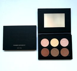 Wholesale HOT NEW Makeup Contour and Highlighting Powder Foundation Palette Contouring Makeup Kit DHL GIFT