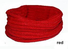 Vente en gros-Dernières Femmes hiver Super Warm Echarpes Ring Girls 'Knitting Chaud Infinity Echarpe Foulard Echarpe Pas Cher BZ852265 wholesale scarves rings on sale à partir de foulards gros anneaux fournisseurs