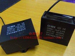 Wholesale CBB61 uf vac precision starting capacitor electric fan air conditioning fan washing machine capacity