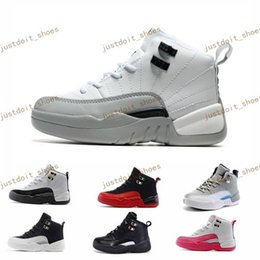 Argentina Los niños baratos Athletic RETRO niños y niñas OVO francés azul playoffs gripe juego El taxi maestro 12 deportes XII Zapatillas Kids Basketball Shoes cheap boys games kids Suministro