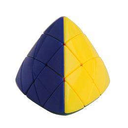 Kids Toys Magic Cube Puzzle Games Children Spinner Hand Brinquedo Menina Plastic Polymorph Cubo Laberinto Brain Teaser 80D0502