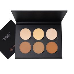 Wholesale Bronzers Highlighters Carbonate Mud Mask New Makeup Face contour kit powder KIT Bronzers Highlighters