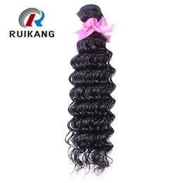24 profonds faisceaux de cheveux bouclés en Ligne-Traces de cheveux vierges brésiliennes non transformées tissent des paquets Indiens malaisiens péruviens Mongolie cambodgienne Deep Outly Hair Hair Extensions