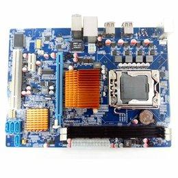 Wholesale New Intel X58 LGA1366 DDR3 G Desktop Motherboard Server Motherboard For Intel Xeon i7 L5520 E5560 X5650