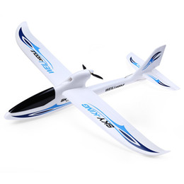Wholesale WLtoys F959 Sky King RC Aircraft CH GHz Wireless Remote Control Aircraft Wingspan RTF Airplane With Light