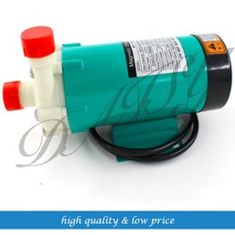 Wholesale Centrifugal Magnetic Drive Water Pump MP R HZ V Impeller pumping photo development industry chemical liquid Aquarium