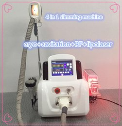 Wholesale Zeltiq coolsculpting machine Strawberry laser lipo machine pressotherapy slimming machine multipolar radio frequency device aesthetic paypal