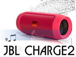 Outdoor Bluetooth speaker Charge2 with Power Bank Subwoofer waterproof Speaker Portable Wireless free shipping Retail packing ChargeII