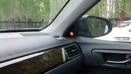 Wholesale Universal Premium Upgraded Aftermarket car lind Spot sensor Detection Assist Safety Warning Sensor Detection Kit with LED indicators