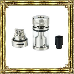 Billow v2 en Ligne-Ehpro Billow V3 clone RTA Atomizer 4.6ML Air Control E Atténuateur de cigarettes Upgrade Billow v2 vs Geekvape Griffin