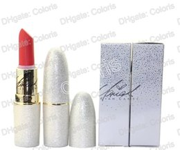 Wholesale New Makeup Limited Edition Holiday Riah Carey Lipstick Matte Lipstick Have Different Colors With Silver Box g