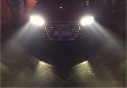 Free shipping 2pcs H4 car 12V CREE Led Beam Replacement LED conversion kit DRL Fog Headlight Conversion kit Bulb