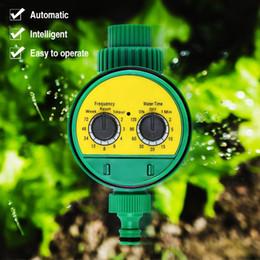 Wholesale Quality Electronic LCD Water Timer Garden Solenoid Valve Irrigation Timer Sprinkler Controller For Electronic Sprinkler System