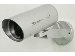 Simulated Fake CCTV Camera with Motion Detector for Outdoor and Indoor Use (1600) free shipping