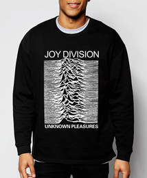 Wholesale Joy Division Unknown Pleasure Post Punk new autumn winter fashion men sweatshirts hoodies hip hop style cool streetwear