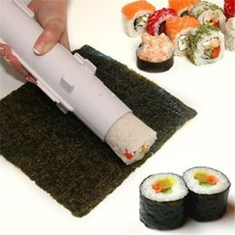 Wholesale Camp Chef Sushezi Roller Kit DIY Sushezi Sushi Bazooka Best Selling Cooking Tools Fashion Easy to Use Sushi Tools Cheap Sale