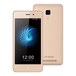 Promotion 8gb wifi Leagoo z3c 8gb ROM Quad Core Camera 5MP Dual SIM 4.5 pouces 3g WCDMA téléphones Android Phone 6.0