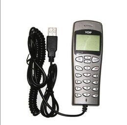 Wholesale Telecommunications VOIP Telephones Billion co generation USB USB multi platform Skype uucall alitong network telephone Voip P1K