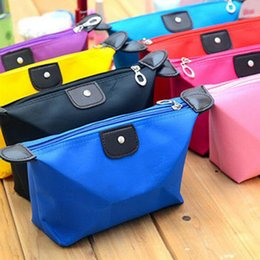 Wholesale Colorful High Quality Lady MakeUp Pouch Cosmetic bags Make Up Bag Clutch Hanging Toiletries Travel Kit Jewelry VS kylie makeup bag