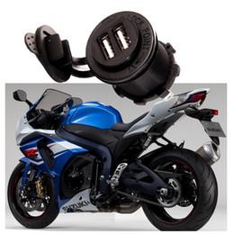2017 качество панели Оптово- Высококачественное водонепроницаемое автомобильное зарядное устройство с двойным USB-гнездом для зарядного устройства 3,1 ампер для монтажа на панель Мотоцикл доступный качество панели