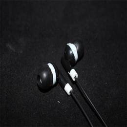 2000PCS 3.5mm In ear headphones earphone earbud headset headphone for PC Laptop MP3 MP4 DHL FEDEX free (dy)