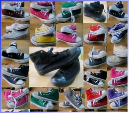 DORP SHIPPING NEW size35-45 New Unisex Low-Top & High-Top Adult Women's Men's Canvas Shoes 13 colors Laced Up Casual Shoes Sneaker shoes