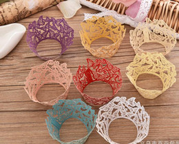 Wholesale Laser Cut Butterfly Cupcake Wrappers Beautiful Cup Cake Topper Muffin Wrappers for Birthday Wedding Party Decoration