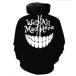 Free Shipping US Size M-5XL High Quality New Fall Fashion Custom Dental 3D Digital Printing Hooded Sweatshirt Sweater