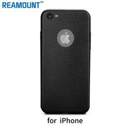 150 pcs Ultra Thin Anti-drop TPU Leather Cover for iPhone 7 7 Plus Mobile Phone Case for iPhone 6 6s 6 Plus