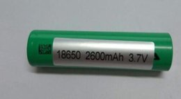 new High Quality HG2 HOT 18650 Lithium battery VTC4 VTC5 18650 battery for all kinds of e cigs