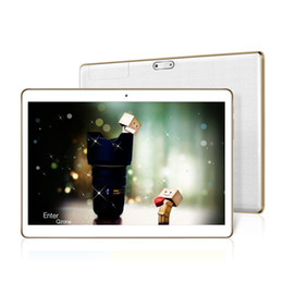 Wholesale New inch G Tablets Octa Core Android RAM GB ROM GB Dual SIM Card Bluetooth GPS Tablet PC