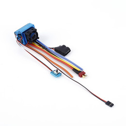Wholesale Professional A ESC Sensored Brushless Speed Controller For Car Truck Crawler Car Vehicle Used