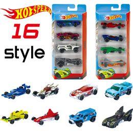 Fenêtres course en Ligne-16style roues chaudes Mini alliage voitures métal Basic Cars Diecast Modèle de véhicule 1:64 Boîte de fenêtre voiture de course / voiture de sport / jeep enfants jouets