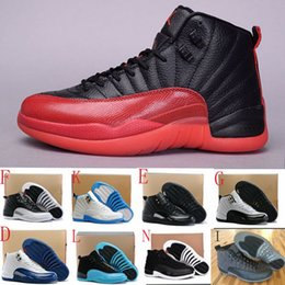 Wholesale With Box High Quality s Basketball Shoes Men Women s Flu Game French Blue s The Master Gym Taxi Playoffs Shoes