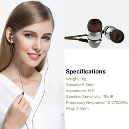 Wholesale X8 D01 Mobile Phone specific Metal Headset Sport Headphone Music Earphone Subwoofer Sound Voice via DHL