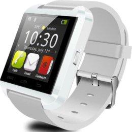 10 pedazos adulto U8 reloj electrónico elegante en la muñeca smartwatch diffrence deporte sistema de lenguaje con múltiples funciones desde relojes de pulsera piezas fabricantes
