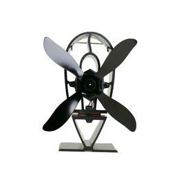Wholesale Fireplaces Heat Powered Stove Fan Ecofan whale shape TM800E
