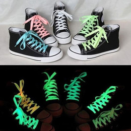 30Pcs(15 Pairs) Fluorescent Luminous Shoelace Glowing In The Dark Casual Led Shoe Laces Strings Athletic Canvas Party Camping Growing shoes