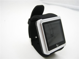 Wholesale U10L Bluetooth Smart Watch Rom Flash24 For IOS Andriod Phone Wrist Intelligent Commercial Cell phone Watches