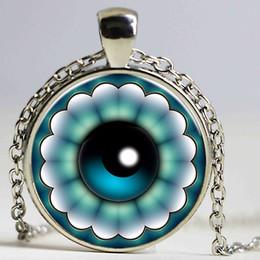 Compra Online Malos encantos ojo azul-Moda Charm Suerte Turquía Azul Ojo Malvado Rhinestone Ojo Choker Collar cadena para las mujeres Bronce plateado Joyería