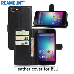 New Colorful PU Wallet Leather Mobile Phone Case for BLU Dash X for BLU Energy X2 Protective Back Cover Case