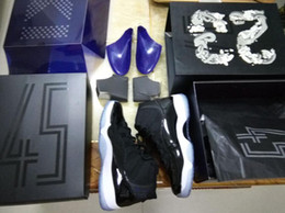 Wholesale Retro SPACE JAM Best TOP Quality Retro S DS Basketball Shoes Men size With JUMPMAN Box and All same photo