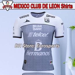 2017 camisetas de fútbol de color rosa 2016 17 LIGA MX Club América Leon Home Verde Away White Tercera camiseta de fútbol rosa Maillot De Foot Chivas Tigres Monterrey Camisetas de fútbol camisetas de fútbol de color rosa Rebaja