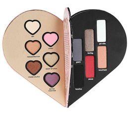 Wholesale À FD et KVD meilleurs ensemble Sephora Limited Edition Eyeshadow Better Ultimate Eye Shadow Collection Palette d ombre à paupières Heart Shock